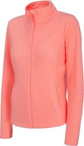 Bluza 4F z plaru krótka w sportowym stylu