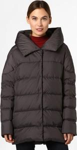 Brązowa kurtka Ipuri w stylu casual długa