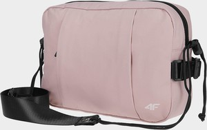 Różowa torba 4F