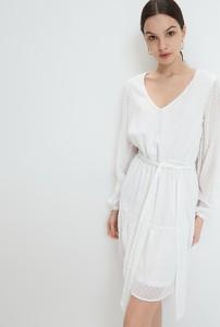 Sukienka Mohito w stylu casual z długim rękawem