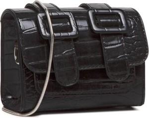 Czarna torebka DeeZee średnia