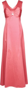 Czerwona sukienka Fokus maxi