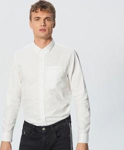 Koszula Cropp z kołnierzykiem button down