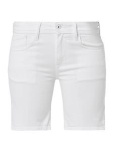 Szorty Pepe Jeans z bawełny w street stylu