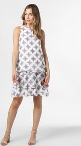 Sukienka comma, mini bez rękawów z okrągłym dekoltem