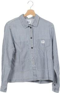 Granatowa koszula Lee z długim rękawem