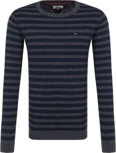 Granatowy sweter Hilfiger Denim
