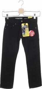 Czarne jeansy dziecięce Signature