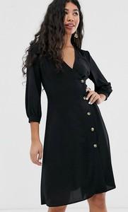 Czarna sukienka Brave Soul