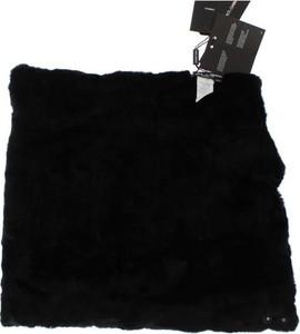 Czarny szalik Dolce & Gabbana