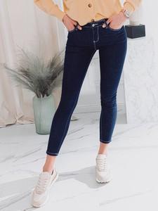 Jeansy Edoti z jeansu w stylu casual