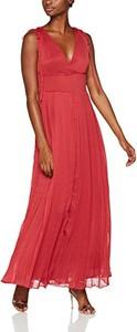 Czerwona sukienka Day Birger et Mikkelsen bez rękawów