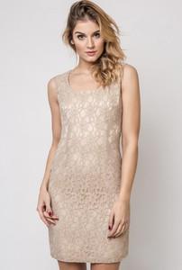 Sukienka sukienki.pl mini z satyny