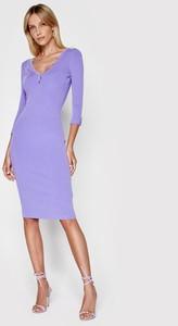 Sukienka Elisabetta Franchi dopasowana