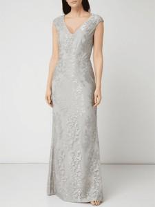 Sukienka Lauren Ralph Lauren bez rękawów