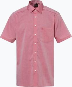 Różowa koszula Olymp Luxor Modern Fit