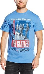 Błękitny t-shirt Unbekannt