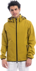 Żółta kurtka Herno w stylu casual