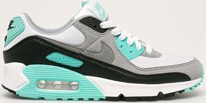 Buty sportowe Nike z zamszu sznurowane na platformie