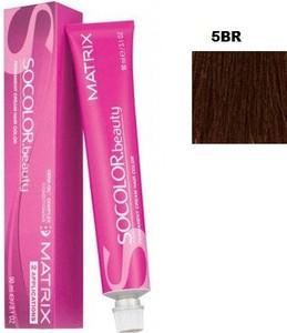Matrix Socolor.Beauty | Trwała farba do włosów 5BR 90ml - Wysyłka w 24H!