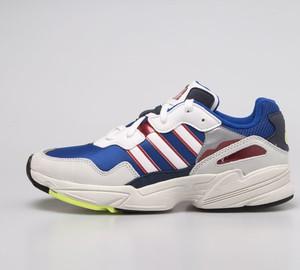 Sneakers buty Adidas Originals Yung-96 collegiate royal / ftwr white / collegiate navy (DB3564)