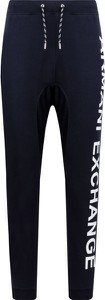 Spodnie sportowe Armani Jeans z dresówki