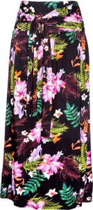 Spódnica bonprix bpc selection maxi w stylu boho