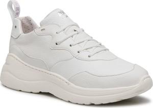 Buty sportowe Ryłko z płaską podeszwą sznurowane
