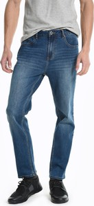 Niebieskie jeansy Gate z bawełny