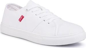 Levis Tenisówki LEVI'S - Pillsbury 231552-733-51 Regular White