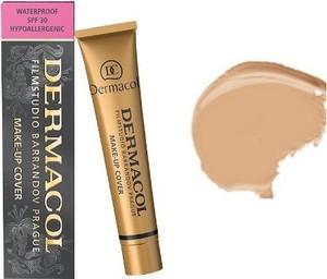 Dermacol Make-Up Cover | Podkład kryjący - kolor 218 - 30g - Wysyłka w 24H!