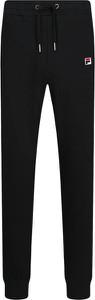 Spodnie sportowe Fila w sportowym stylu z dresówki