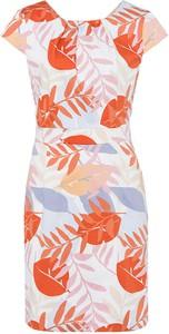 Sukienka More & More z krótkim rękawem w stylu casual mini