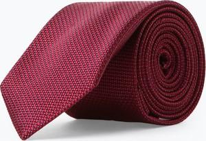Czerwony krawat Andrew James New York