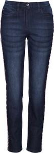 Niebieskie jeansy bonprix bpc selection