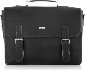 Czarna torebka Divino do ręki