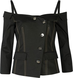 Czarna kurtka Pinko w stylu casual