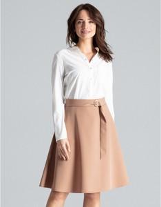 Brązowa spódnica LENITIF