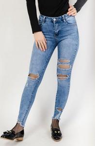4ab4f2adacad spodnie z dziurami duze rozmiary - stylowo i modnie z Allani