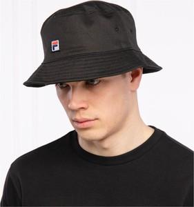 Czarna czapka Fila