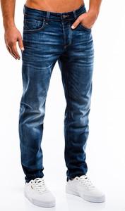 Niebieskie jeansy Edoti