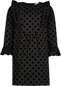 Sukienka dziewczęca Stella McCartney w groszki