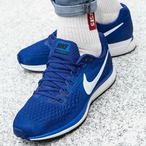 Buty sportowe Nike zoom w sportowym stylu