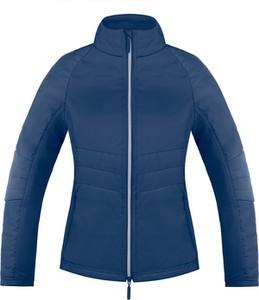 Niebieska kurtka Poivre Blanc krótka w stylu casual