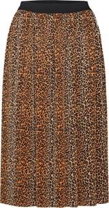 Brązowa spódnica Even&Odd w stylu casual mini