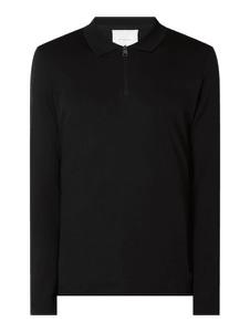 T-shirt Baldessarini z bawełny w stylu casual
