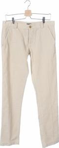 Spodnie Magliaro ze sztruksu