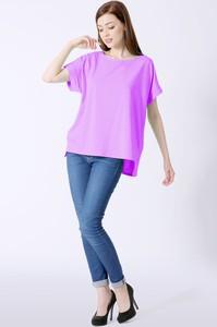 Bluzka Grupa Ventus w stylu casual z bawełny
