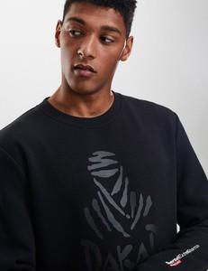 Czarna bluza DiverseExtreme