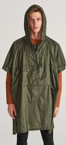 Zielona kurtka Reserved w młodzieżowym stylu